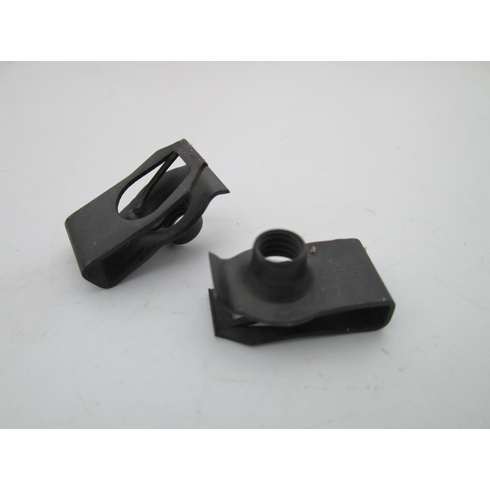 GM & Ford M6-1.0 Extruded U-Nuts 13.5 MM Hole Center to Edge