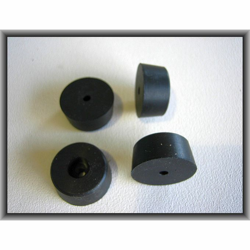 GM Hood to Ledge Rubber Bumpers (8) Hood Bumpers