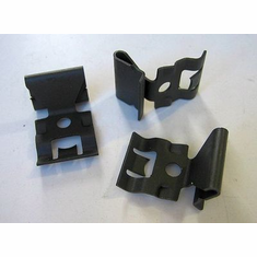 GM Windshield & Rear Window REVEAL MOULDING CLIPS (12)