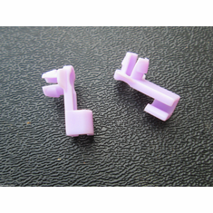 Honda 4.2 MM Rod DOOR LOCK ROD CLIPS LH Side (4) Purple