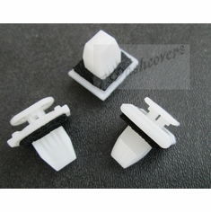 Honda Civic Moulding Retainer Clips W/Sealer
