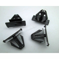 Jeep Patriot Front Bumper Moulding Clips Fasteners