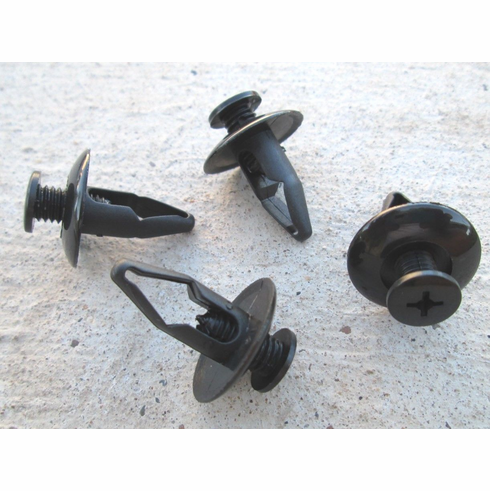 KIA Ford Mazda Nissan Inner Fender Push type retainers Clips