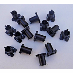 Land Rover Freelander Moulding Clips Retainers