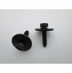 M6-1.0 x 25 MM SEMS Body Bolts 24-MM Washer
