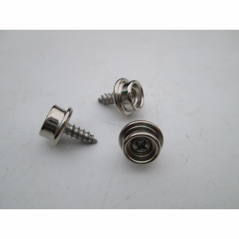 """Marine Stainless Steel SNAP FASTENERS #8 X 3/8"""" Boat Covers Canopy Seat Cover"""