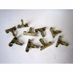Mercedes Benz Grille Moulding Clips (15) Retainers Fasteners