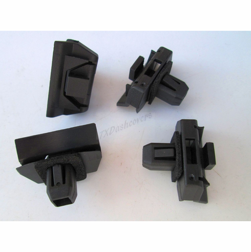 Toyota Highlander 2001-On FT Bumper Moulding Clips W/Sealer Fasteners