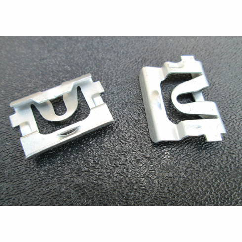 Windshield & Rear Window Reveal Moulding Clips Chevy Olds Pontiac 1973-On