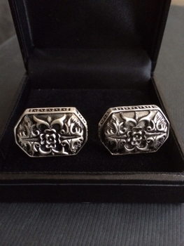 Angelino Antique Cufflink#10