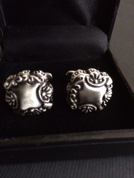 Angelino Antique Cufflink#12