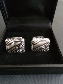 Angelino Antique Cufflink#3