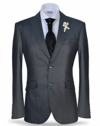 Angelino Classic Suit2 Charcoal -Special order