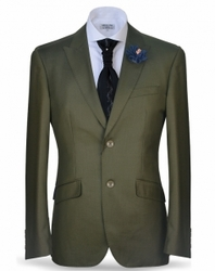 Angelino Classic Suit2 Olive -Special order