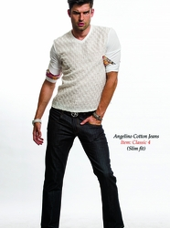 Angelino Classic4 SlimFit Denim Jeans -special order
