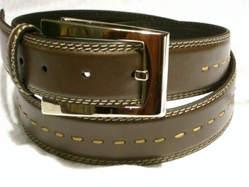 Angelino Stitch Belt