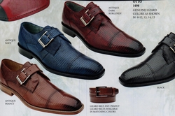 Belvedere Otto Lizard Shoes