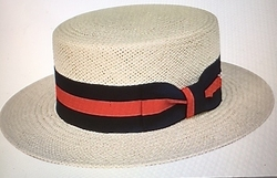 Boater Hat -Natural