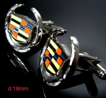 Caddy Cufflinks