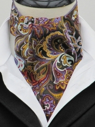 Delacroix  Ascot with Matching Hanky
