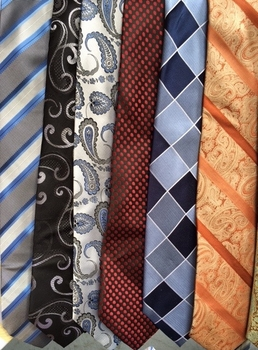 MorCouture Group J Neckties