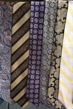 MorCouture Group K Neckties