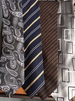 MorCouture Group M Silk Woven Neckties
