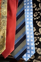 MorCouture Group O Silk Woven Neckties