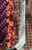 MorCouture Group Q Silk Woven Neckties