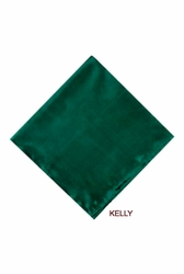 MorCouture Kelly 17 x 17 Silk Pocket Hanky