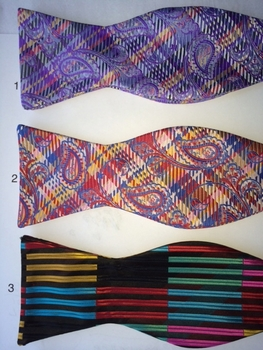 Self Tie Bowtie Set#4