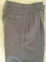Veronesi Grey Wide Leg Pants