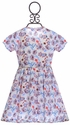 Bela & Nuni Dress for Girls with Belt (Size 10) Alternate View