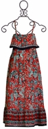 Bela & Nuni Maxi Dress Boho Chic (Size 6X) Alternate View