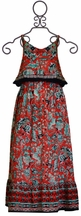Bela & Nuni Maxi Dress Boho Chic (Size 6X)