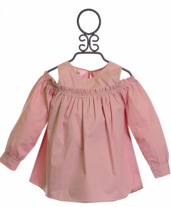 Betty Sue Pink Top (Size 3)