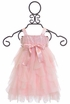 Biscotti Girl Pink Dress with Sequins (12Mos & 18Mos) Alternate View