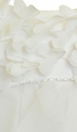 Biscotti Party Petals Ruffle Dress Ivory (12Mos & 24Mos) Alternate View #2