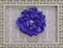 Classy Baby Purple Girls Hairbow with Pearl Accents Alternate View