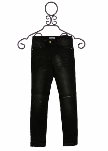 Dex Black Denim Jeans