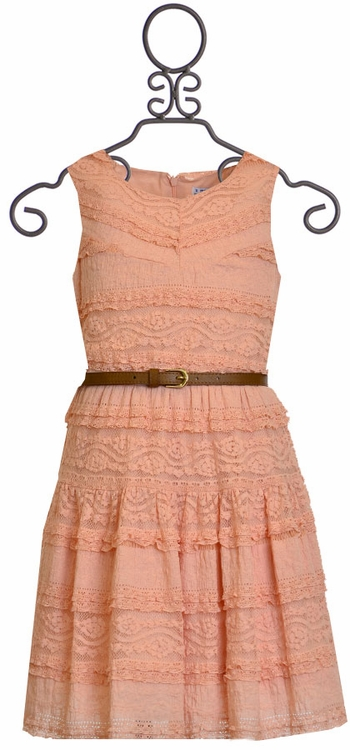 Elegance Never Fades Coral Dress (SOLD OUT)