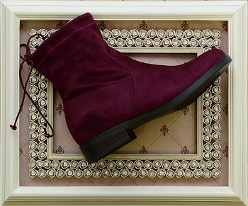 Enchanted Forest Boots (12,2Y,3Y)