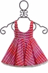 Five Loaves Two Fish Heart to Heart Dress (Size 2) Alternate View