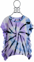 Flowers By Zoe Tie Dye Sweatshirt