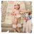 Frilly Frocks Baby Romper Charlotte (Size 1) Alternate View #3