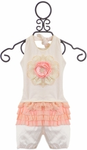Frilly Frocks Camilla Bloomer Set INFANT (Size 6-9Mos)