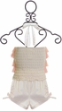 Frilly Frocks Camilla Ruffle Halter and Shorts (Size 5) Alternate View