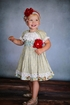 Giggle Moon Book of Life Ena Mae Dress (7,8,10) Alternate View #3