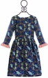 Giggle Moon Brilliant Sapphire Phoebe Dress (Size 12Mos) Alternate View