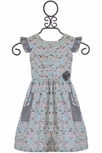 Giggle Moon Fillies of Love Phoebe Dress (2T & 3T)